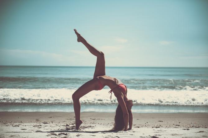yogi beach
